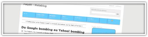 C'est quoi le Google Bombing ou encore Yahoo bombing ?