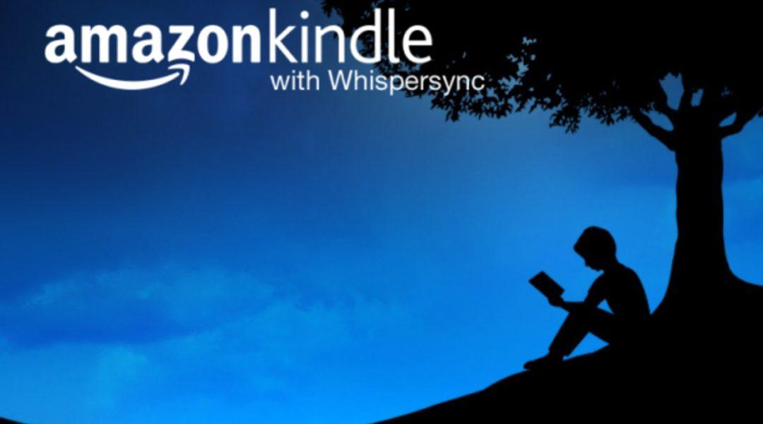 Amazon Kindle, source illimitée de textes pour la lecture à voix haute