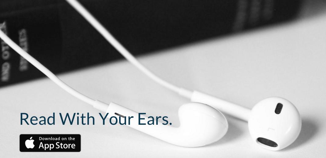 Comment écouter des livres avec Voice Dream Reader