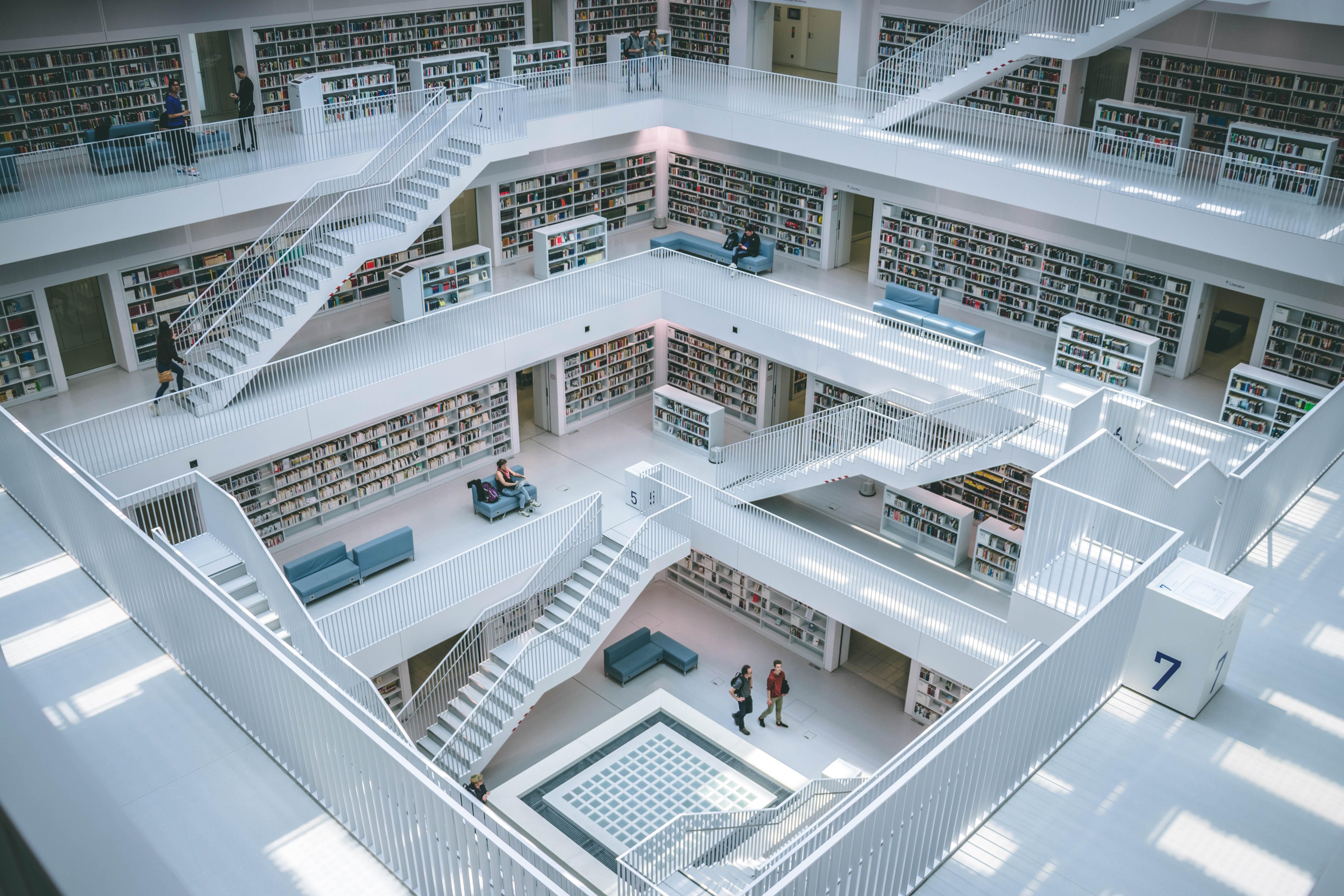 Désindexation google - bibliothèque
