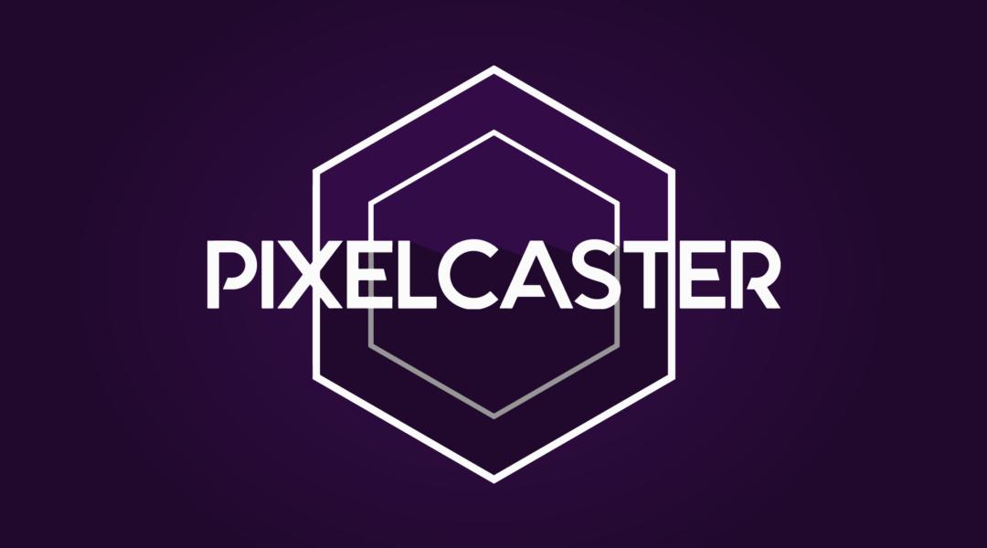 Pixel Caster