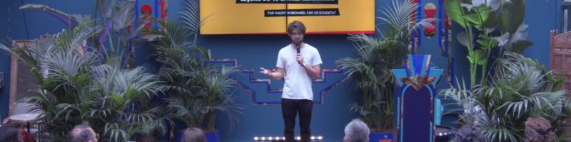 Koudetat, le Netflix de l'entrepreneuriat